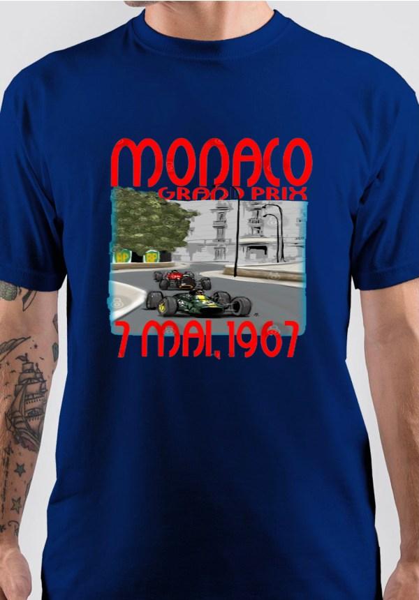 Formula 1 Navy Blue T-Shirt