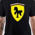 Scuderia Ferrari Logo T-Shirt