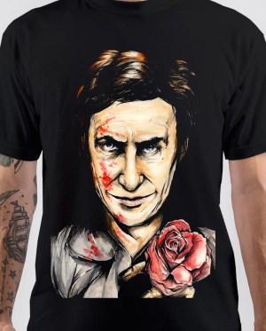 Ted Bundy Art T-Shirt