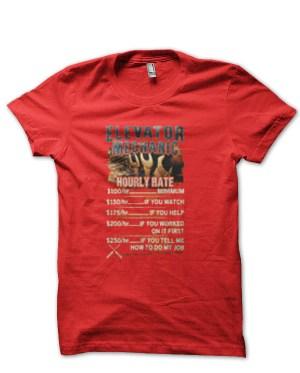 Atrax Morgue T-Shirt