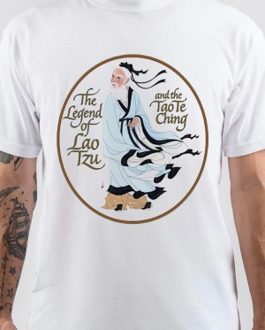 Laozi Art T-Shirt