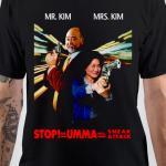 Mr. And Mrs. Kim T-Shirt