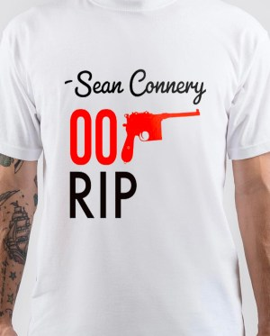 Sean Connery T-Shirt