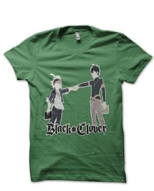 Asta Black Clover T-Shirt
