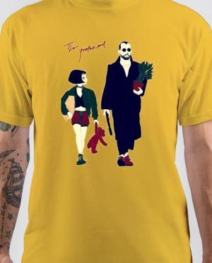 Leon The Professional Yellow T-Shirt