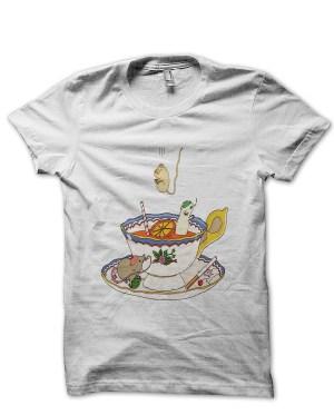 Ramen White T-Shirt