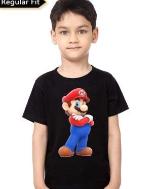 Super Mario Maker Kids T-Shirt