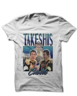 Takeshi's Castle T-Shirt