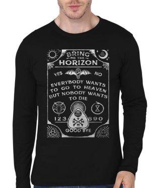 Bring Me The Horizon Full Sleeve T-Shirt