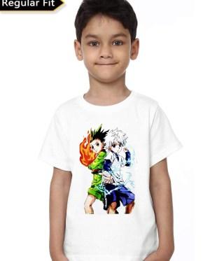 Gon And Killua Kids T-Shirt