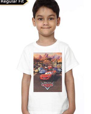 Pixar Cars Kids T-Shirt
