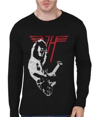 The Guitarist Full Sleeve T-Shirt