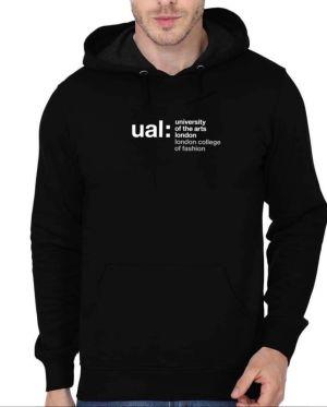 University Of The Arts London Black Hoodie