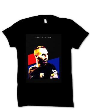 Andrés Iniesta T-Shirt