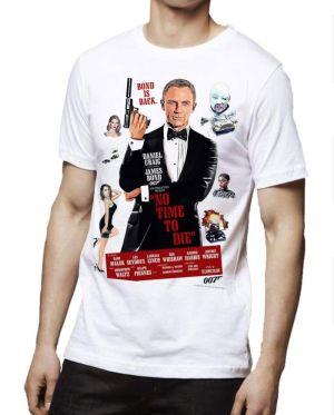 Daniel Craig T-Shirt
