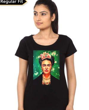 Frida Kahlo Girls T-Shirt