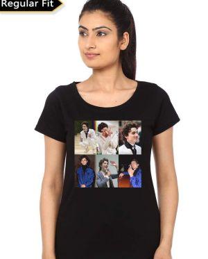 Timothée Chalamet Girls T-Shirt