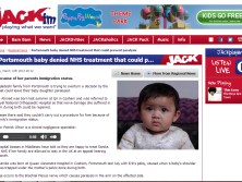 Sanika Ahmed and Swain and Co Solicitors featured on Jack FM