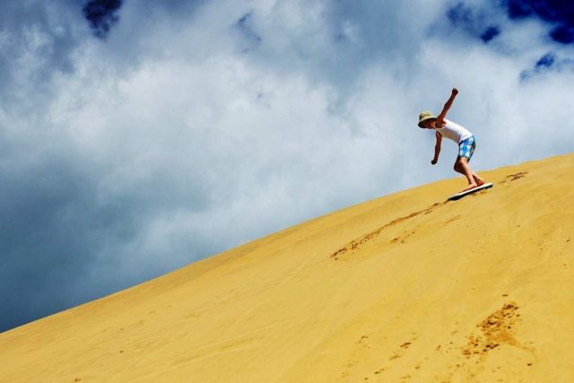 Image result for sandboarding vietnam