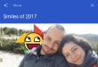 تطبيق جوجل للصور يقدم لك فيديو (ابتسامة العام)