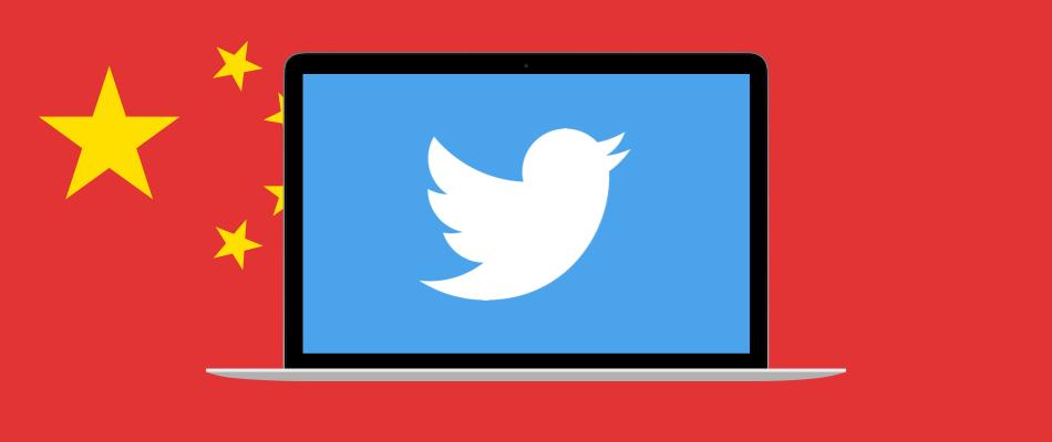 تويتر تنفي تعاونها مع الحكومة الصينية
