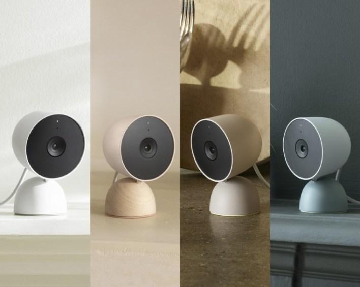 جوجل تعلن عن الجيل الثاني من Nest Cam بسعر 100 دولار
