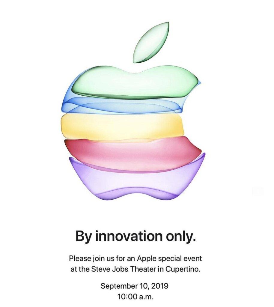 رسمياً آبل تدعو لحفل اطلاق الايفون الجديد 10 سبتمبر 1