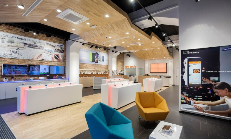 حصري: متجر رقمي للهواتف الذكية في مول تجاري شهير بنهاية 2021