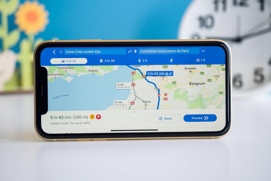 خرائط جوجل تبدأ في التحذير من كاميرات مراقبة السرعة في بعض الدول