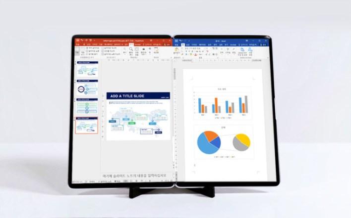 Samsung Display تعلن عن تقنيات OLED الجديدة القابلة للطي 2