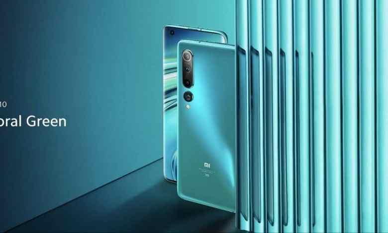 شاومي تطلق هواتفها الرائدة MI 10 و MI 10 PRO على نطاق عالمي