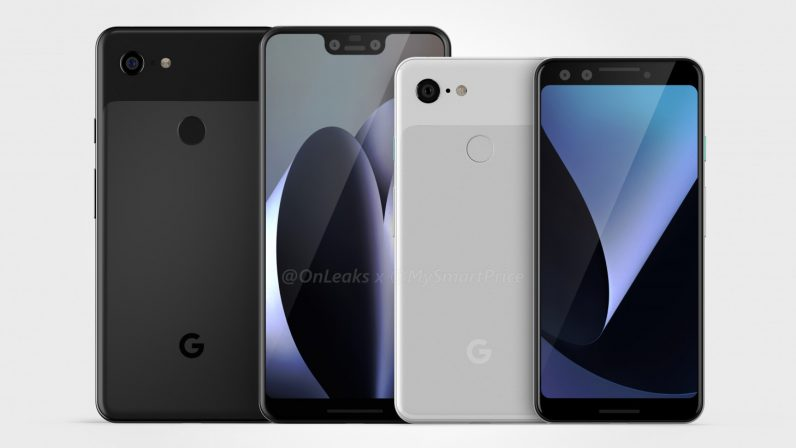 صور وفيديو : هل هذه هواتف جوجل بيكسل الجديدة