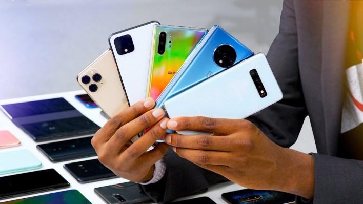 فبراير 2020 اسوأ شهر في تاريخ مبيعات الهواتف الذكية حول العالم