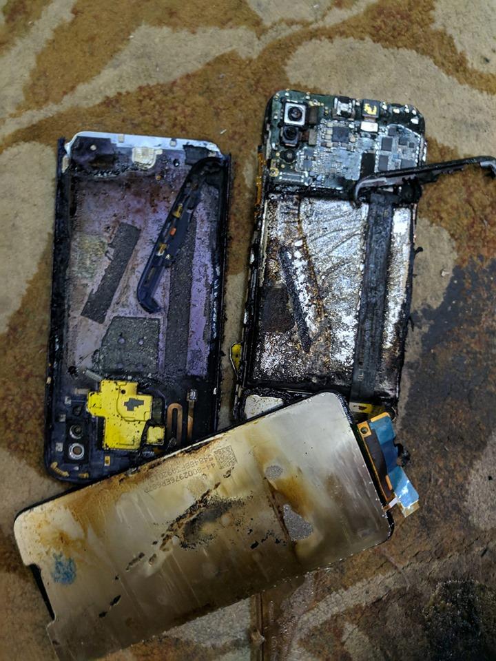 مصر تشهد أول حالة انفجار لهاتف هواوي Honor Play والشركة تتحرك بسرعه