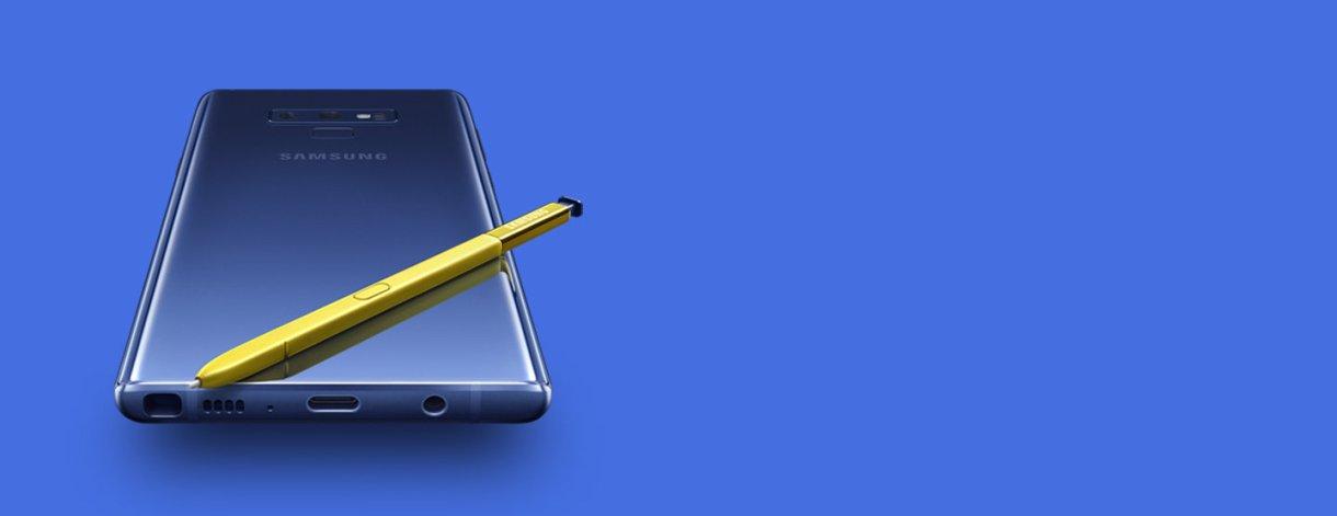 موقع سوق مصر يفتح الحجز المسبق على هاتف سامسونج نوت 9 بسعر يبدأ من 18,385 جنيه
