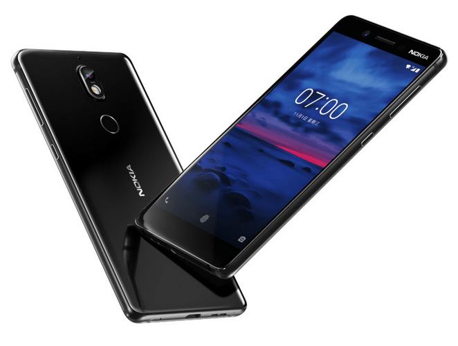 نوكيا تكشف رسمياً عن هاتف Nokia 7