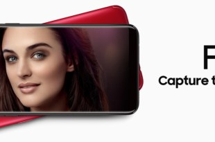 OPPO تطرح هاتف F5 باللون الاحمر نسخة رامات 6 جيجا في مصر