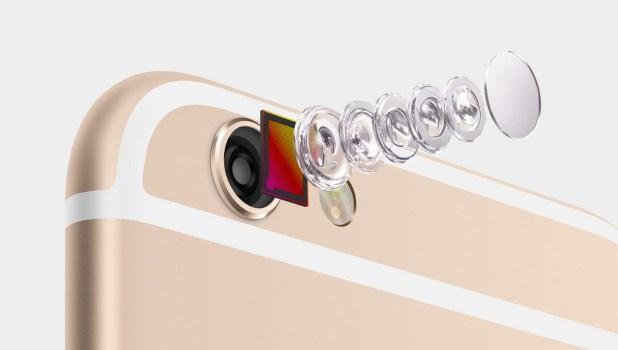 Brand-new-iSight-camera-sensor