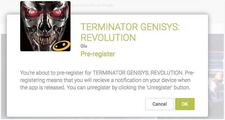 جوجل ستتيح نظام للتسجيل للحصول على التطبيقات والالعاب الجديدة 5