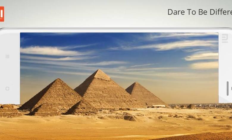 شركة تشاومي الصينية تعلن دخول سوق الهواتف الذكية في مصر