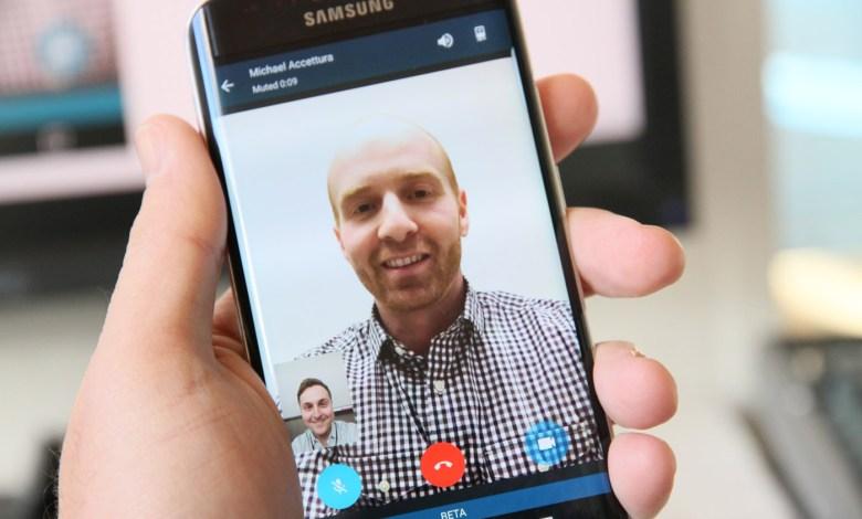 مكالمات فيديو تطبيق BBM متاحه للجميع الأن 1