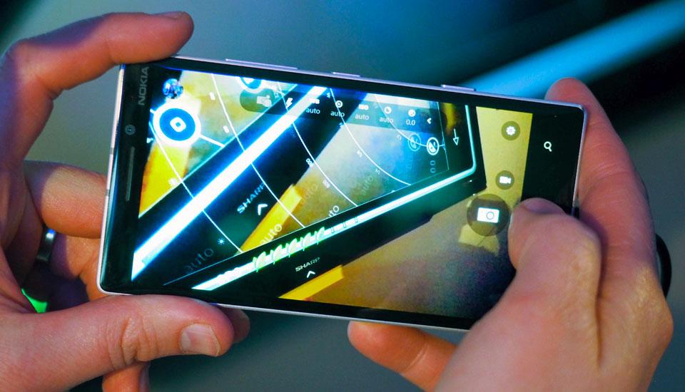 كاميرا هواتف الويندوز ستتيح (أخيرا) التقاط صور بانوراما