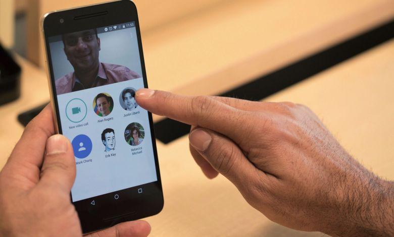 Google Duo التطبيق الاكثر شعبية الان على متجر الاندرويد 2