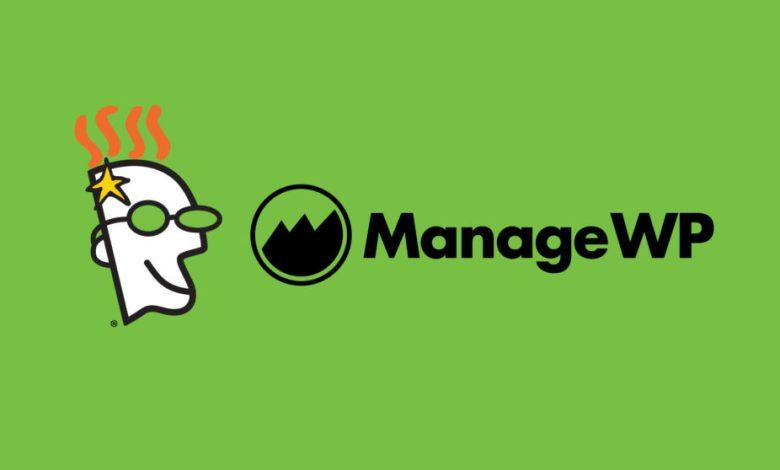 جودادي تستحوذ على موقع ادارة مدونات الووردبريس ManageWP 4