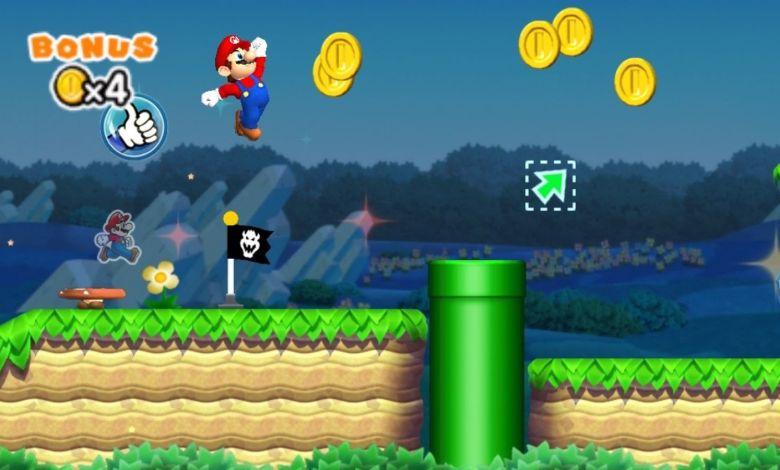 لعبة سوبر ماريو تحطم ارقام متجر ابل : 5 مليون مرة تحميل و 5 مليون دولار ايرادات في اول يوم 3
