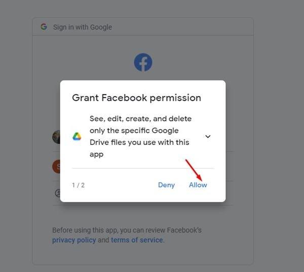 منشورات فيس بوك - كيف تقوم بتحويلها الى مستندات جوجل او ووردبريس 8