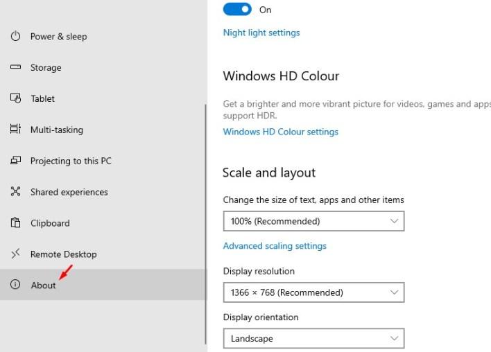 كيف تغير اسم جهاز الكومبيوتر في الويندوز 10 3