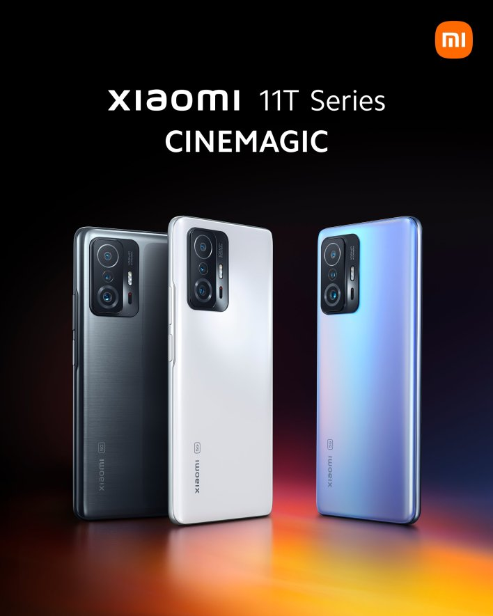 شاومي تطلق رسميا هواتفها الرائدة 11T و11T Pro 2