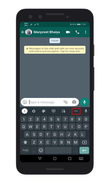 Gboard: شرح ترجمة أي نص في الوقت الفعلي 2