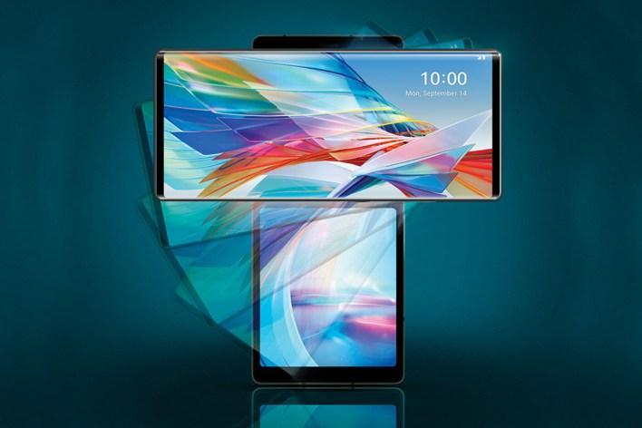 LG تلقى المنشفة وتنسحب من سوق الهواتف الذكية